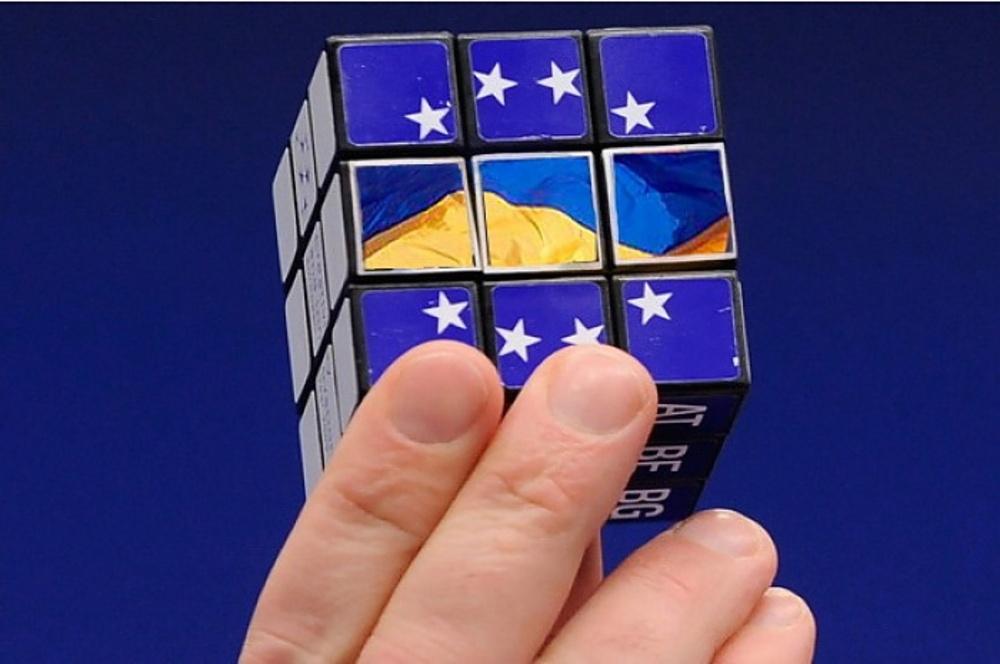 Ставлення українців до ЄС