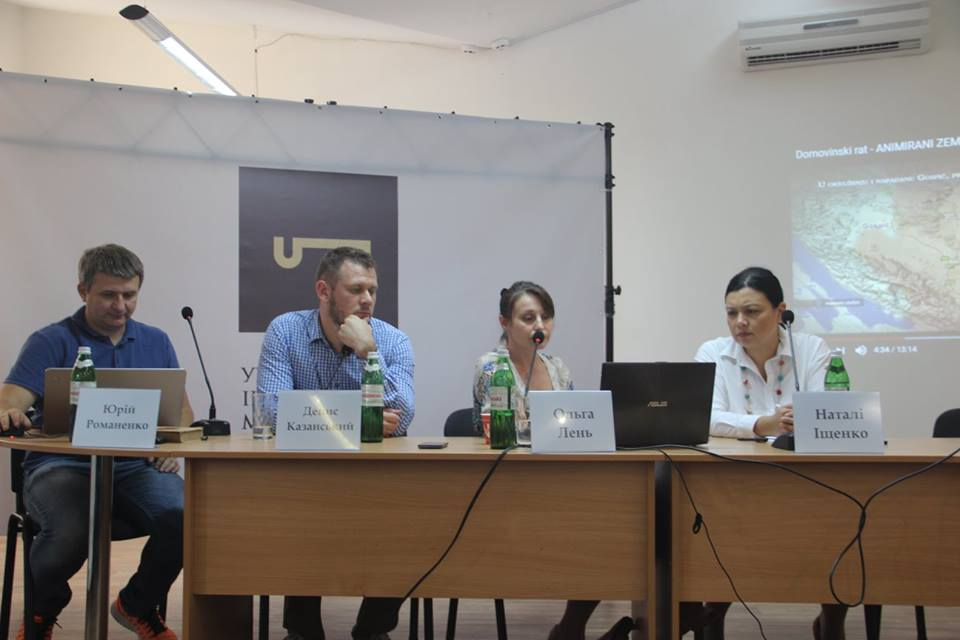 """There is no international experience which would be adequate to the Ukrainian situation"": the results of the discussion on the experience of reintegration in Croatia"