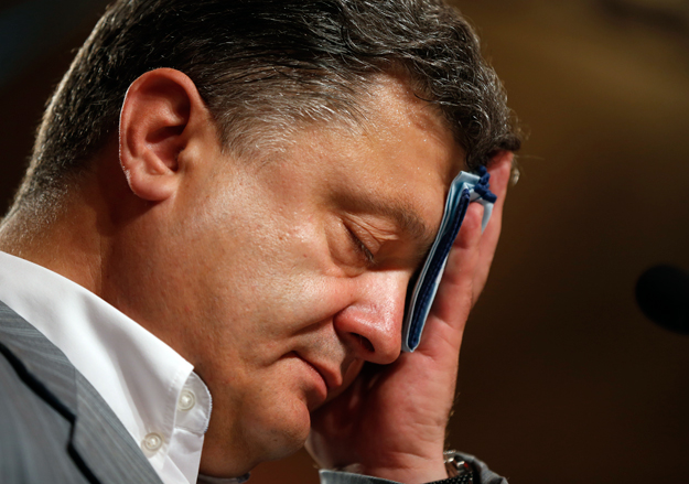 Почему Порошенко заблуждается, что Минскому процессу нет альтернативы