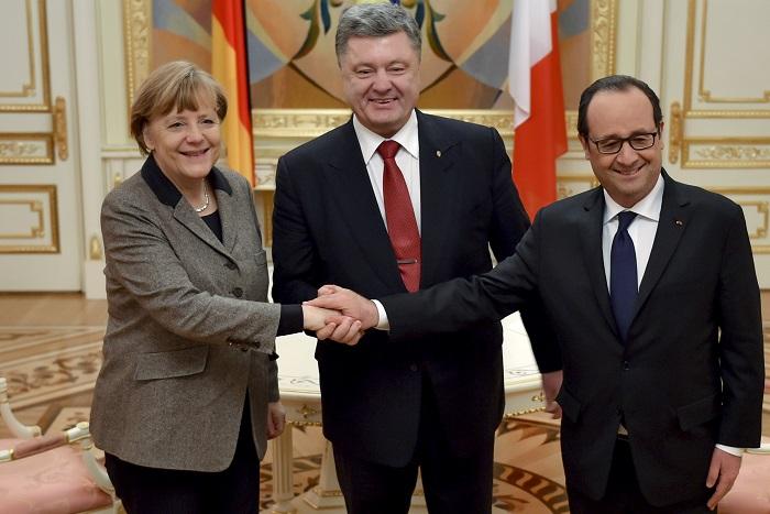 Михайло Басараб: Український уряд може запропонувати альтернативу Мінським домовленостям