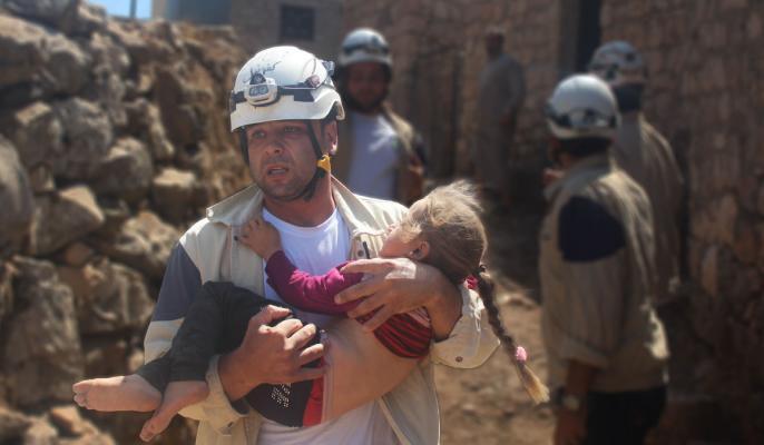 Хімічна атака в Сирії. Винні всі