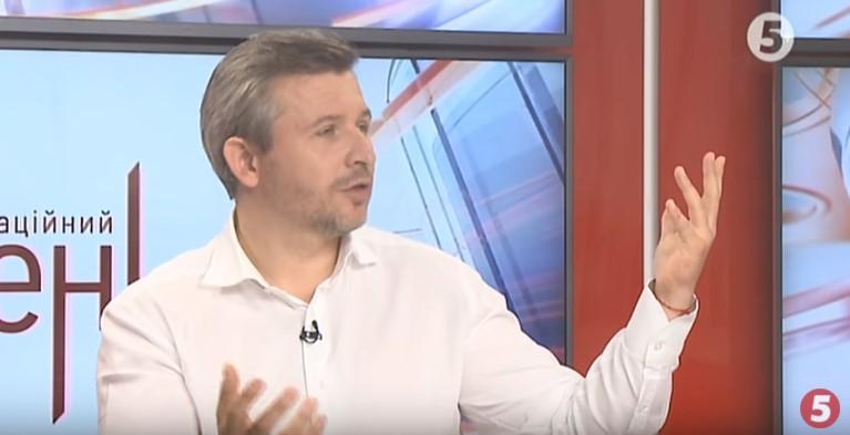 Анатолій Амелін: Україна втратила половину економіки за неповні 10 років (відео)