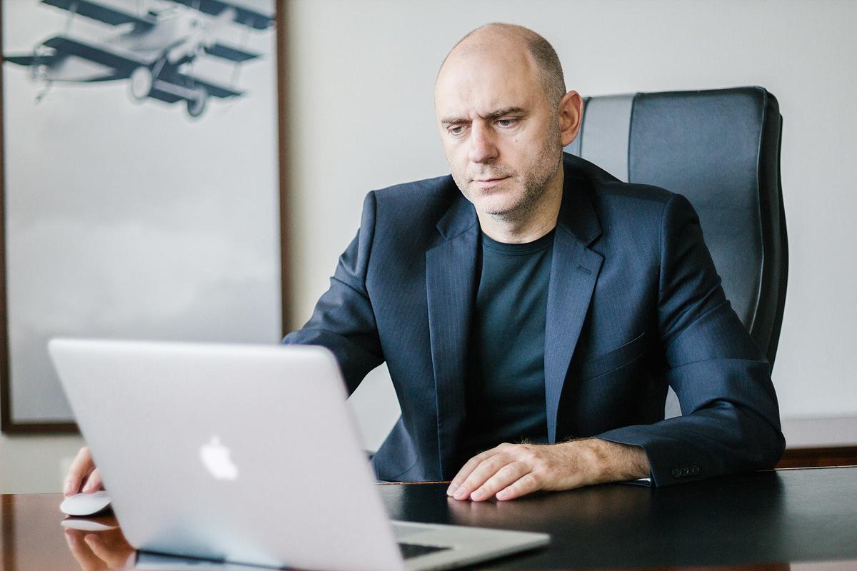 Володимир Шульмейстер: реформи в Укрзалізниці дозволять отримати плюс 15-20% до усієї економіки України